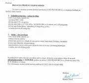 LOCKWOOD: Potreban administrativni radnik i stolari