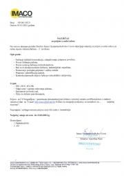 IMACO SYSTEMTECHNIK: Potrebni lakireri