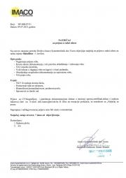 IMACO SYSTEMTECHNIK: Potreban vozač i skladištar