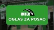 IMTEC: Potreban prodavač IT opreme